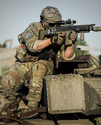 ile zarabia żołnierz na misji